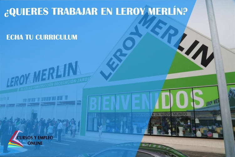 trabajar en Leroy Merlin