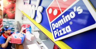 trabajar en domino´s pizza